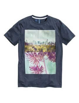 t-shirt-with-a-print by h&m