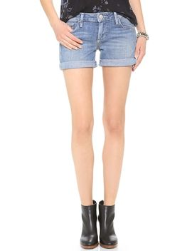 cassie-low-rise-rolled-shorts by true-religion