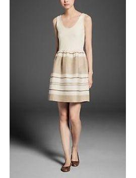 nwt!-massimo-dutti---beige-linen-dress---size-m by massimo-dutti