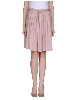 suoli-knee-length-skirt---skirts-d by see-other-suoli-items