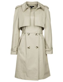 trenchcoat---beige by dkny
