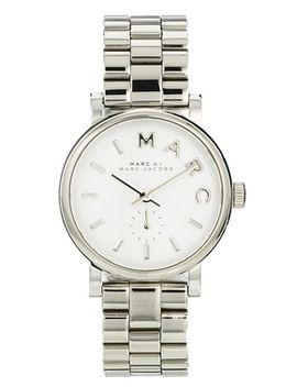 marc-jacobs-baker-mini-silver-watch-mbm3246 by marc-by-marc-jacobs