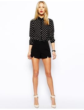 asos-tailored-shorts-with-split-detail by asos-collection