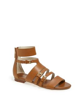winston-flat-sandal by michael-michael-kors