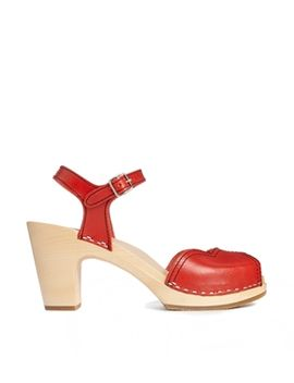 swedish-hasbeens-red-heart-heeled-sandals by swedish-hasbeens