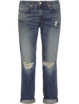 distressed-cropped-boyfriend-jeans by rag-&-bone