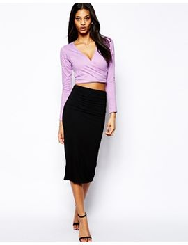 t-in-double-layered-jersey by asos-collection