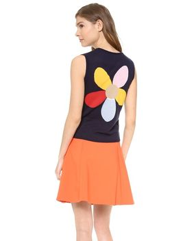 flower-power-vest by lisa-perry