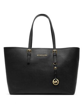 jet-set-travel-leather-multifunction-tote-bag by lord-and-taylor