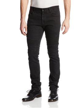rogue-mens-slub-spray-jean,-black,-29 by rogue