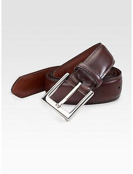 collection-leather-belt by saks-fifth-avenue