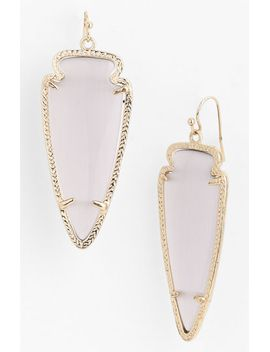 skylar-spear-statement-earrings by kendra-scott