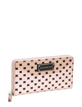 marc-by-marc-jacobs-techno---slim-zippy-print-wallet by marc-jacobs