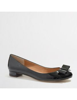 factory-harper-double-bow-flats by jcrew