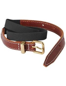 womens-skinny-elastic-belts by old-navy