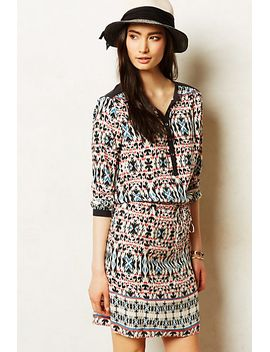 arvada-dropwaist-shirtdress by anthropologie