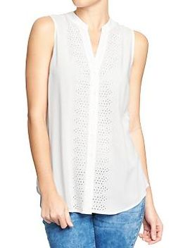 womens-rayon-tanks by old-navy