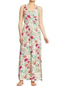 womens-cross-front-maxi-dresses by old-navy