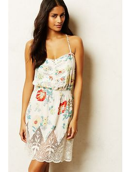 swiss-dot-chemise by anthropologie