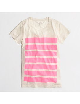 factory-bar-stripe-collector-tee by jcrew
