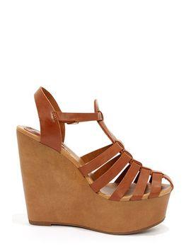 carol-22-tan-caged-platform-wedge-sandals by lulus