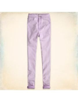 hollister-high-rise-super-skinny-jeans by hollister