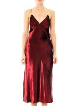 velvet-cross-back-dress-(155968) by marc-jacobs