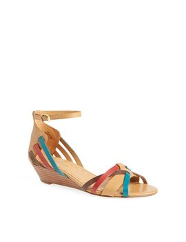 villea-ankle-strap-wedge-sandal by nine-west