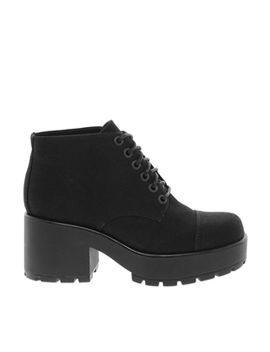 vagabond-dioon-black-ankle-boots by vagabond