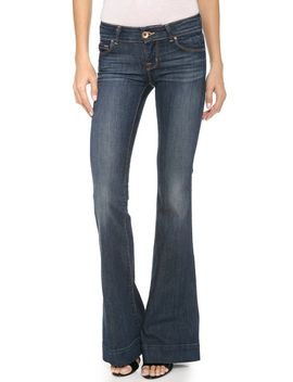 love-story-flare-jeans by j-brand