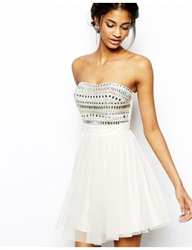 lipsy-vip-embellished-bandeau-prom-dress by lipsy