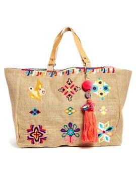 star-mela-zelma-embroidered-bag by star-mela