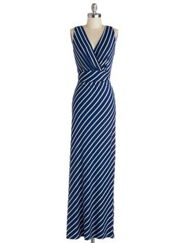 adore-county-dress-in-cobalt-stripes by modcloth