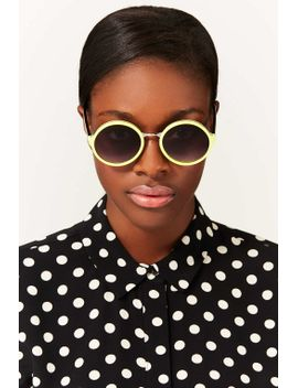 90s-metal-insert-sunglasses by topshop