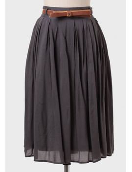 southern-blossom-skirt-in-charcoal by ruche