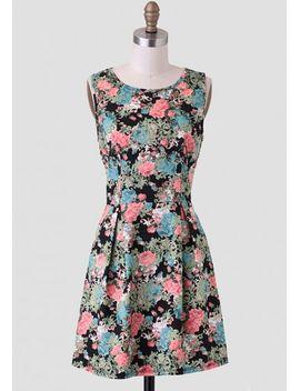 botanic-garden-printed-dress by ruche