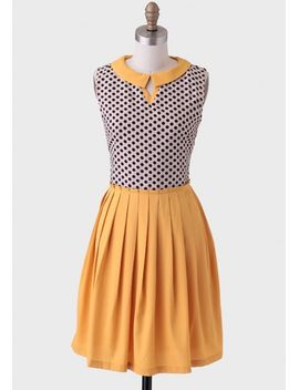 elena-polka-dot-dress by ruche