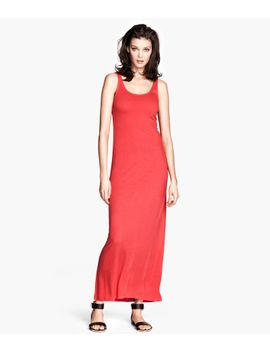 maxi-dress by h&m