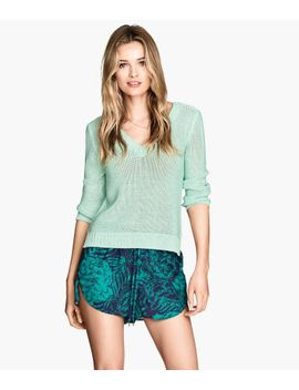 knitted-jumper by h&m