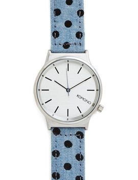 matter-of-timeless-watch-in-dots by modcloth