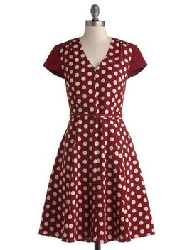 give-it-all-you-dot-dress by modcloth