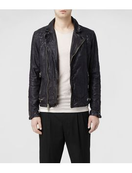 conroy-leather-biker-jacket by allsaints