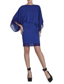 lois-kimono-dress by bcbgmaxazria