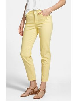 alisha-colored-stretch-ankle-skinny-jeans by nydj