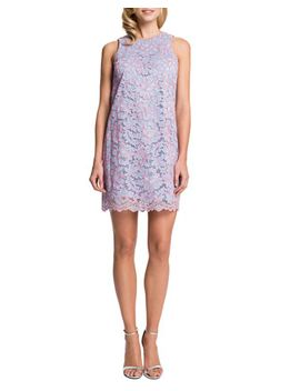 esther-sleeveless-lace-shift-dress by cynthia-steffe