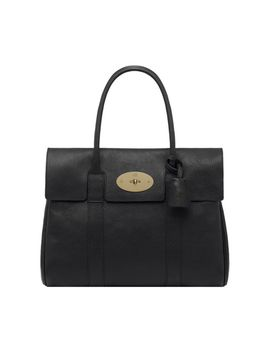 black-natural-leather-with-brass by mulberry