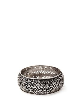 World Traveler Hinged Bracelet by Forever 21