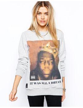 criminal-damage-rapper-dream-oversized-sweatshirt by criminal-damage