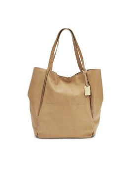 hudson-leather-tote by kenneth-cole