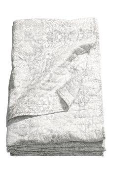 bedspread by h&m
